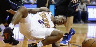 Phoenix Suns 後衛 Isaiah Canaan