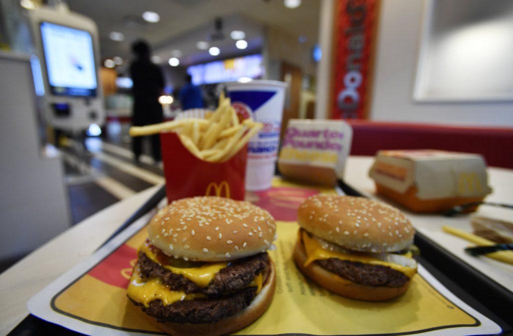 你知道的吧?麥當勞的牛肉也有抗生素!但將會減少。