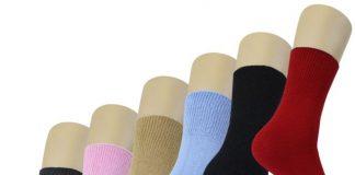 糖尿病患最好穿淺色襪子