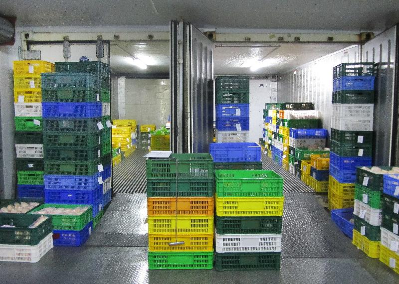 搗破古洞無牌凍房 Source:香港特區政府