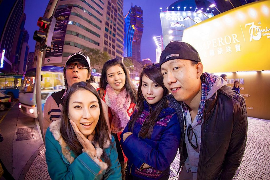 香港人為什麼是獨一無二?Photo Source: Matador Network