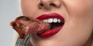 7個徵兆告訴你,該吃點肉了!
