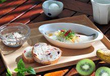 名人早餐必備魚和蛋