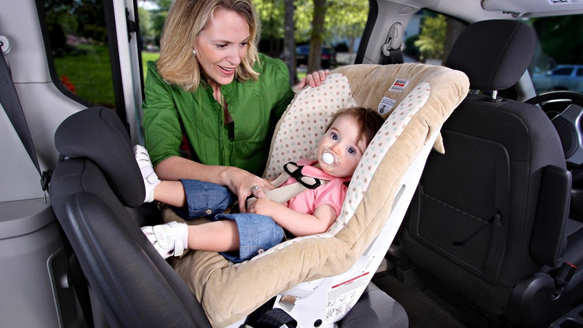 你的兒童汽車安全座椅安全嗎?
