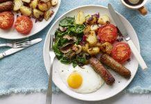 每天都食早餐對身體健康很重要