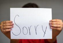 主動道歉不輸面子,反而贏得諒解
