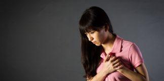 胸悶(chest distress)是一種主觀感覺,即呼吸費力或氣不夠用。