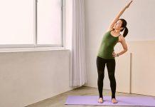 【瑜伽就一招】風吹樹式-有效燃燒側腹部脂肪