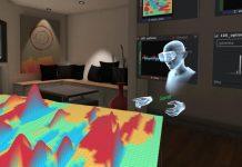 虛擬環境提供了可視化數據並與數據互動的新方法