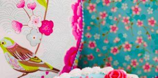 推薦Costco的母親節蛋糕,第一次在Costco看到這麼有質感的蛋糕,裡面有一層類似奶油的糖霜還有一層覆盆子果醬,英國£6.99。