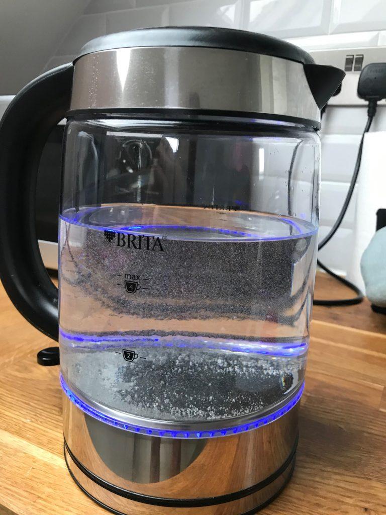 洗完之後過一過清水