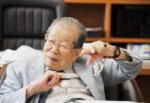 日本國寶醫師日野原 - 「生命有其界線,一定要慎重地接受。」