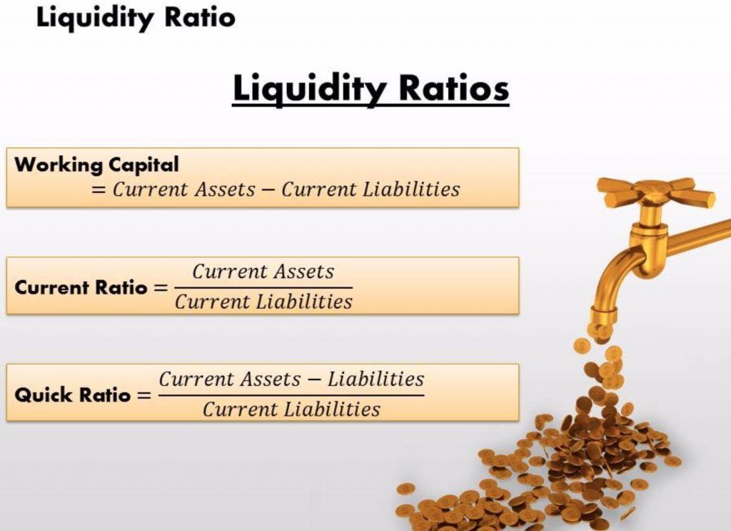 流動資金是您的流動資產和負債之間的差額。