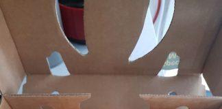 Morrisons的墨西哥芒果,£5一盒,比超市平常買到又硬又酸的好吃多了!